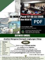 007-Se_menlh Pasal 121 Uu 32 Tahun 2009-12 Maret 2014-Ediited
