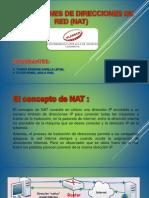 Traducciones de Direcciones de Red Nat