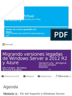 Migrando Versiones Legadas de Windows Server - Modulo 1
