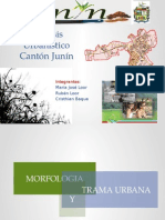 Análisis Urbanístico Cantón Junín