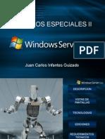 Presentacion WS2008