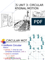 IB Gravity and Circular Motion