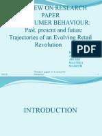 e Consumer Behaviour