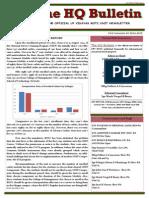 The HQ Bulletin (Vol 2.Issue 2)