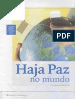 [Amorc, o Rosacruz] Haja Paz No Mundo