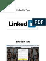LinkedIn #SocialMedia tips from JJ Consults