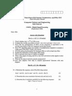 DSP question paper.PDF