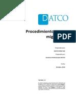 Informacion Post Migracion BPOS