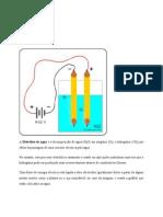 Eletrólise da água.docx