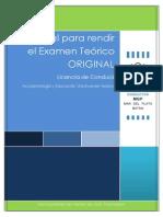 Manual Tráfico Municipalidad de General Pueyrredon