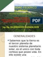 GENERALIDADES, DEFINICIÓN, DIVISIÓN Y NIVELES DE ORGANIZACIÓN D ELA MATERIA