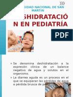 deshidratacion pediatrica