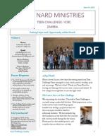 Pure Nard Newsletter 2nd Qtr 2015