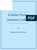 Final is India's Nuclear Deterrent Credible- Rev1 2 2