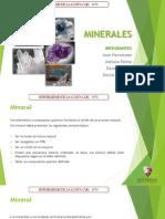 Mineral estructurales