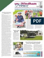 Pelham~Windham News 7-10-2015