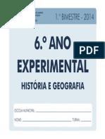 Hg6 Experimental Aluno 2014