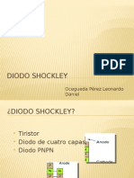 Diodo Shockley Ocegueda Perez