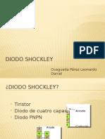 Diodo Shockley Ocegueda Perez
