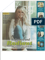 Psi Bands Featured in Spry Living June 2015