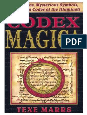 Codex Magica Secret Signs Mysterious Symbols Hidden Codes of the