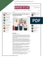 07-09-2015 Concreta Gobierno de JEL Apoyo a Afectados Por Lluvia