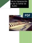 Módulo de la Generación  de Efectos de la señal de Audio