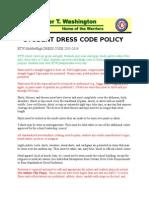 dress code  2015