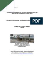 Programa de Saneamiento Fiscal y Financiero Ese San Martín 2014-09