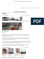 07-03-2015 Ordena Pepe Elías Reparación de Caídos en Reynosa