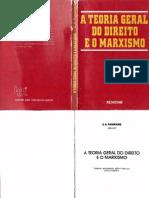 Pachukanis - Teoria Geral Do Direito e o Marxismo