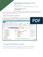 Instalação Do BDE Administrator No Windows 8 - x64