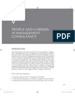 People n Careers in Mgt Consulting