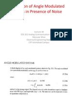 analog communication Lecture 18