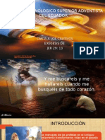 Exegesis Jeremias