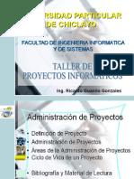 Introduccion Proyectos xd
