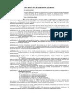 Decreto 542-83 y Sus Últimas Modificaciones