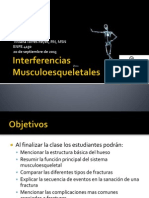 Interferencias Musculoesqueletales Enfe 4150 2013