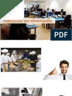 Intervención Organizacional - Evaluacion Del Desempeño