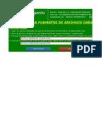 Recuperar Formatos Dañados en Excel