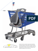 Carolines Cart Brochure 2014