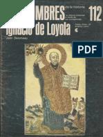 Los Hombres de La Historia, Ignacio de Loyola - Jean Delumeau