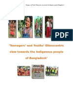 Ethnocentric View Towards the Indigenous People of Bangladesh