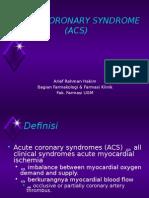 Acute Coronary Syndromme