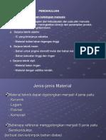 Presentation Material Teknik