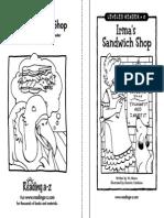 Irmas Sandwich Shop