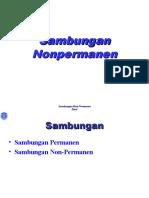 Sambungan Nonpermanen Ulir