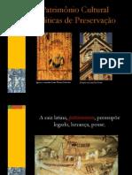 Eduardo Hahn - Patrimonio Cultural - Politicas de Preservacao