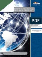 SANCHEZ BADIN; TASQUETTO. Os Acordos de Comércio Para Além Das Preferências - Uma Análise Da Regulamentação Sobre Os 'Novos Temas'