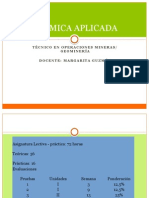 Clase 1 y 2 Estructura Atómica